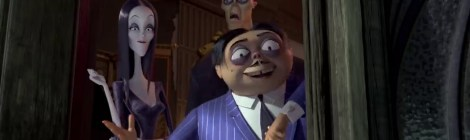 The New Trailer For 'The Addams Family' Animated Movie Brings The Family To Jersey! 8