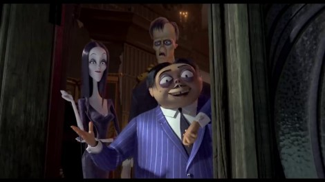 The New Trailer For 'The Addams Family' Animated Movie Brings The Family To Jersey! 1