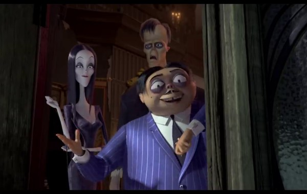The New Trailer For 'The Addams Family' Animated Movie Brings The Family To Jersey! 15