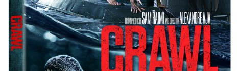 Crawl Blu-ray cover