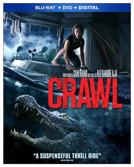 Crawl; The Alexandre Aja Directed Thriller Arrives On Digital September 24 & On Blu-ray & DVD October 15, 2019 From Paramount 9