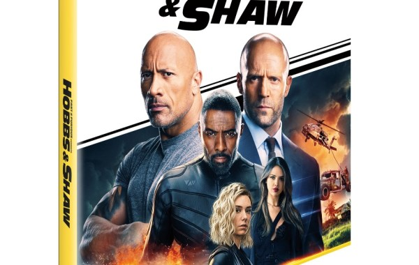 Fast & Furious Presents: Hobbs & Shaw; Arrives On Digital October 15 & On 4K Ultra HD, Blu-ray & DVD November 5, 2019 From Universal 6