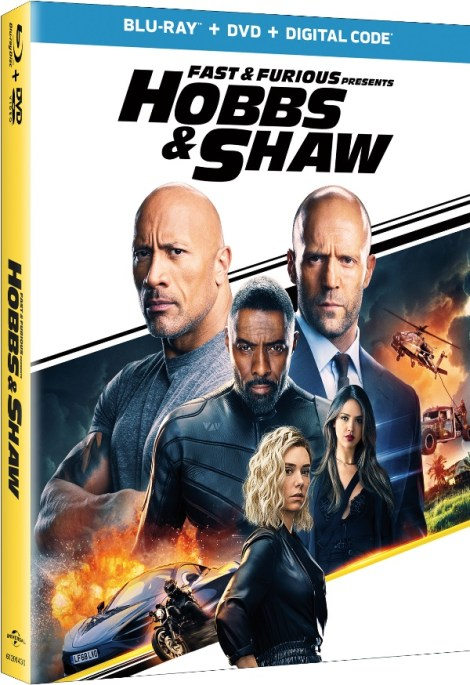 Fast & Furious Presents: Hobbs & Shaw; Arrives On Digital October 15 & On 4K Ultra HD, Blu-ray & DVD November 5, 2019 From Universal 3