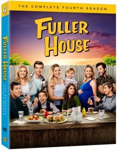 Fuller House: The Complete Fourth Season; Arrives On DVD & Digital December 17, 2019 From Warner Bros 1