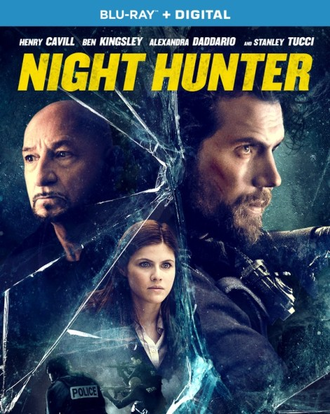 Night Hunter; The Thriller Starring Henry Cavill Arrives On Blu-ray & DVD October 15, 2019 & Is Now In Theaters & On Digital From Paramount 3