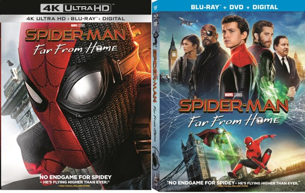 Spider-Man: Far From Home; Arrives On Digital September 17 & On 4K Ultra HD, Blu-ray & DVD October 1, 2019 From Marvel & Sony 7