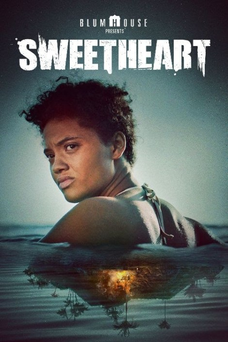 Trailer, Poster & Release Details Revealed For Blumhouse's Survival Thriller 'Sweetheart'; Available On Digital October 22, 2019 From Universal 2