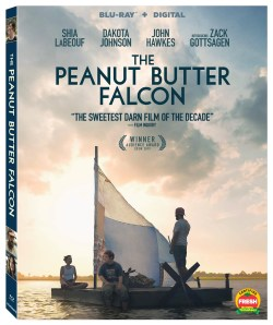 [Blu-Ray Review] The Peanut Butter Falcon: Now Available On Blu-ray, DVD & Digital From Lionsgate 1