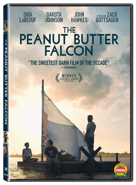 The Peanut Butter Falcon; Arrives On Digital November 5 & On Blu-ray & DVD November 12, 2019 From Lionsgate 5