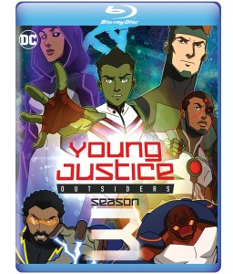 Young Justice: Outsiders - The Complete Third Season; Arrives On Digital September 24 & DVD November 26, 2019 From Warner Bros & On Blu-ray From Warner Archive 1
