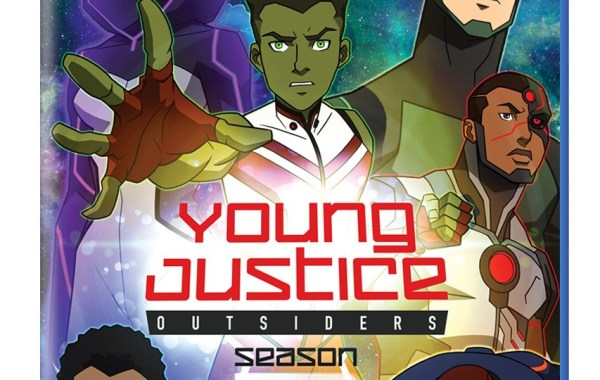 Young Justice: Outsiders - The Complete Third Season; Arrives On Digital September 24 & DVD November 26, 2019 From Warner Bros & On Blu-ray From Warner Archive 14