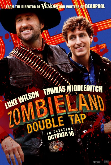 Meet Your Zombie Killers In 8 New 'Zombieland: Double Tap' Character Posters 9