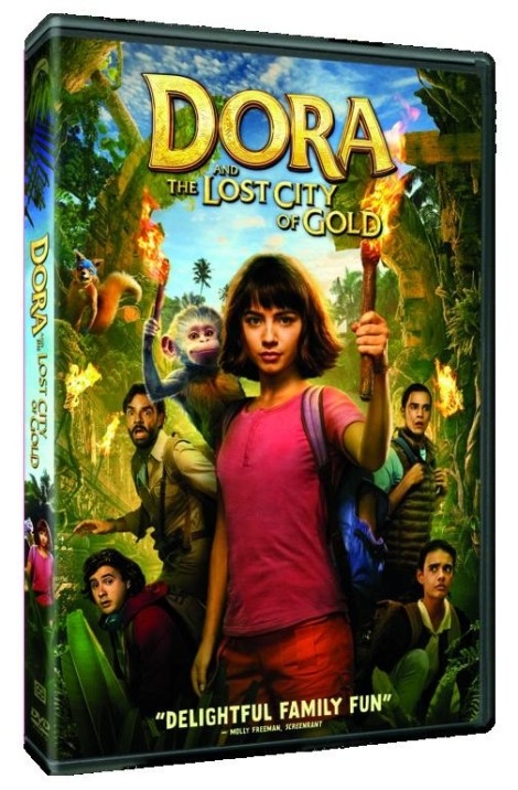 Dora And The Lost City Of Gold; The Family Adventure Arrives On Digital November 5 & On Blu-ray & DVD November 19, 2019 From Paramount 3