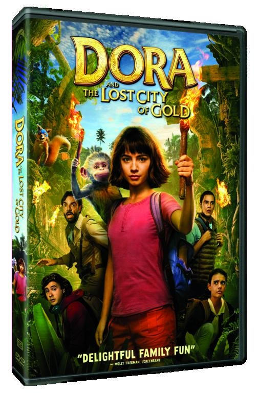 Dora And The Lost City Of Gold; The Family Adventure Arrives On Digital November 5 & On Blu-ray & DVD November 19, 2019 From Paramount 6
