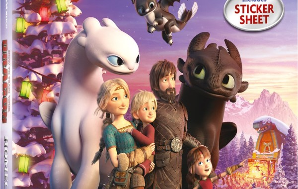 How To Train Your Dragon Homecoming; DVD Artwork & Disc Specs; Arriving On DVD & Airing On NBC December 3; On Digital December 4, 2019 From Universal 14