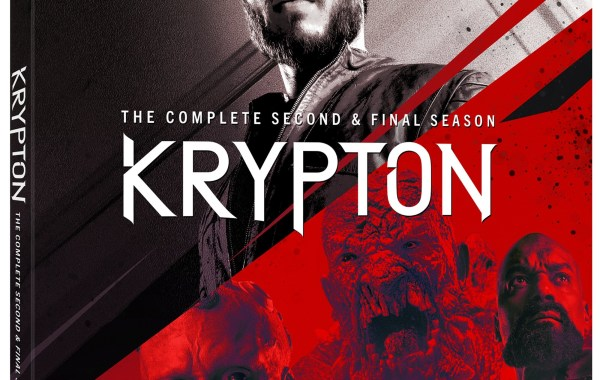 Krypton: The Complete Second & Final Season; Arrives On Blu-ray & DVD January 14, 2020 From DC & Warner Bros 7