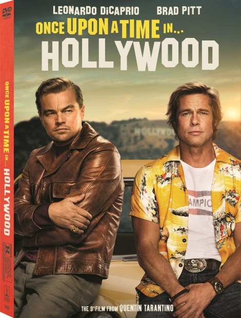 Quentin Tarantino's 'Once Upon A Time In Hollywood'; Arrives On Digital November 26 & On 4K Ultra HD, Blu-ray & DVD December 10, 2019 From Sony 8