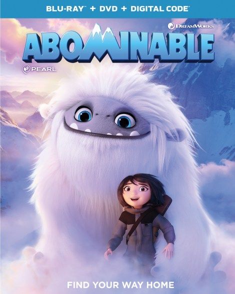 Abominable; The Animated Film Arrives On Digital December 3 & On 4K Ultra HD, Blu-ray & DVD December 17, 2019 From Universal 17