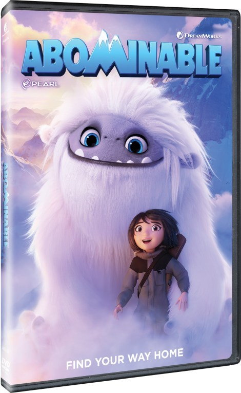 Abominable; The Animated Film Arrives On Digital December 3 & On 4K Ultra HD, Blu-ray & DVD December 17, 2019 From Universal 8