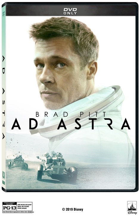 Ad Astra; Arrives On Digital December 3 & On 4K Ultra HD, Blu-ray & DVD December 17, 2019 From Fox 5