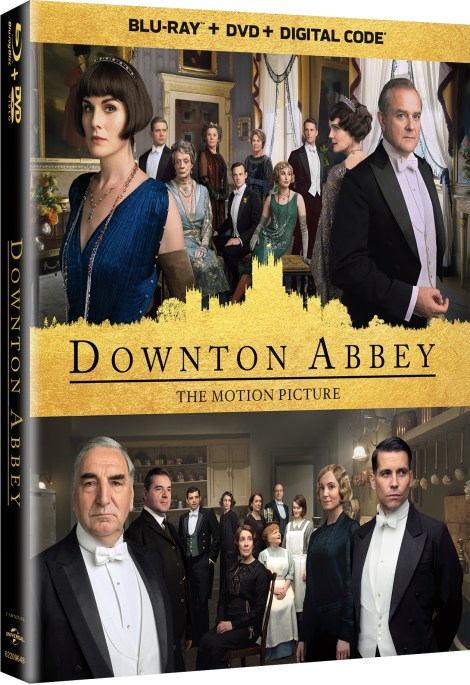 Downton Abbey; The Motion Picture Arrives On Digital November 26 & On Blu-ray & DVD December 17, 2019 From Universal 5