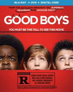 [Blu-Ray Review] Good Boys: Now Available On Blu-ray, DVD & Digital From Universal 1