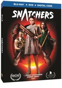 Trailer, Artwork & Release Details For Horror Comedy 'Snatchers'; Arrives On Digital January 7 & On Blu-ray & DVD February 18, 2020 From Warner Bros 6