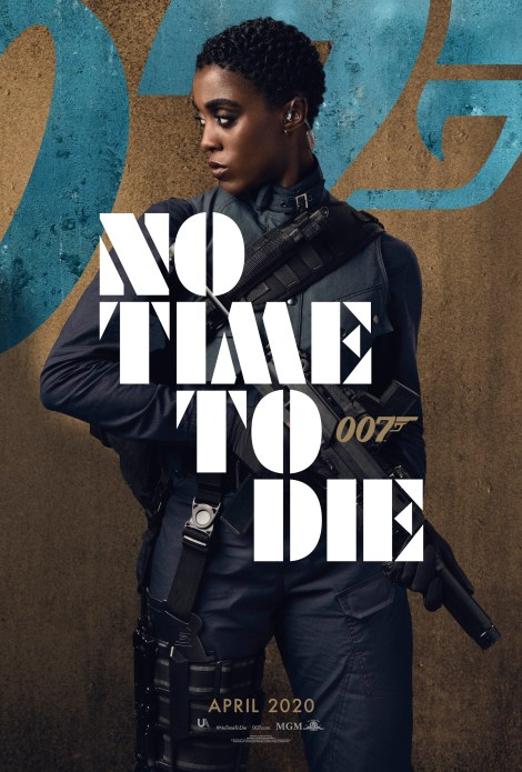 Bond Is Back In The First 'No Time To Die' Trailer & 6 Character Posters 6
