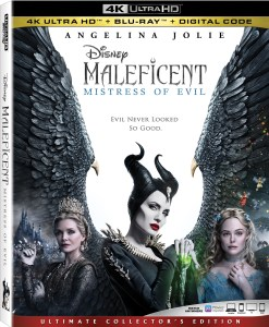 Maleficent: Mistress of Evil; Arrives On Digital December 31, 2019 & On 4K Ultra HD, Blu-ray & DVD January 14, 2020 From Disney 1