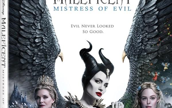 Maleficent: Mistress of Evil; Arrives On Digital December 31, 2019 & On 4K Ultra HD, Blu-ray & DVD January 14, 2020 From Disney 3