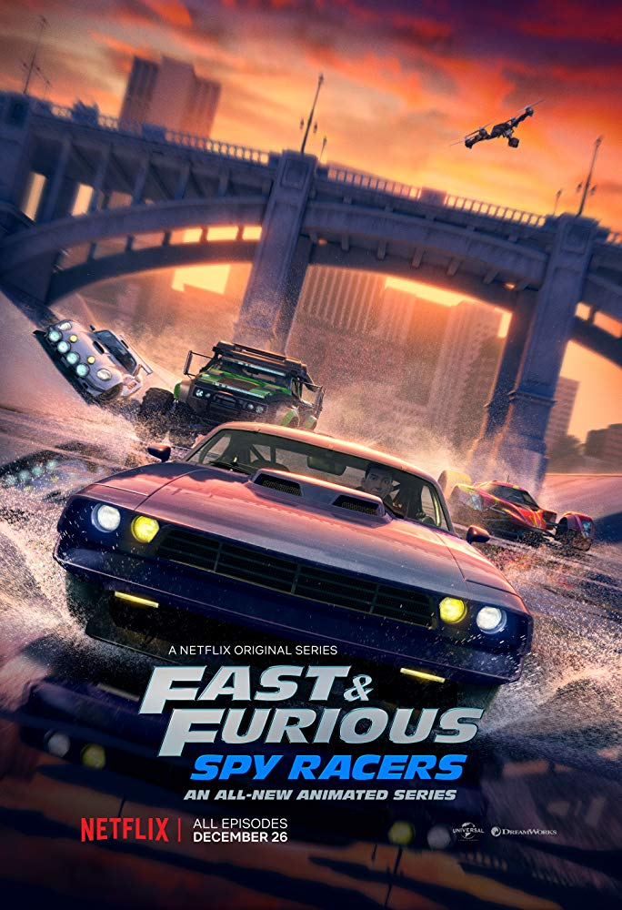 Check Out The First Trailer & Key Artwork For Netflix's 'Fast & Furious: Spy Racers' Animated Series Debuting This Month 6