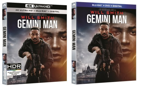 Gemini Man; Arrives On Digital December 23 & On 4K Ultra HD, Blu-ray & DVD January 14, 2020 From Paramount 1