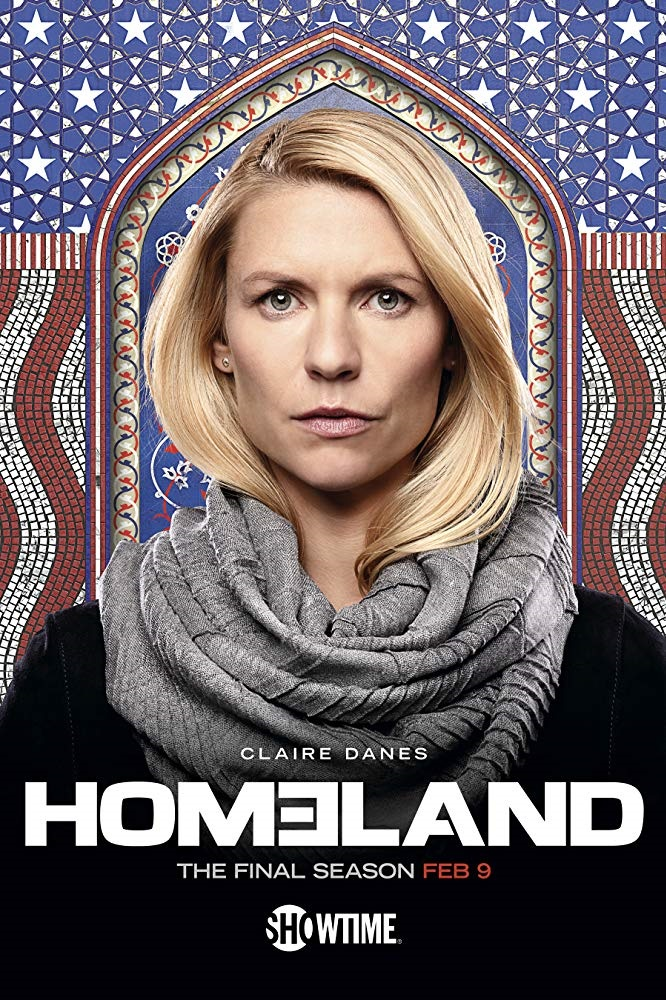 Claire Danes Returns In A New Trailer & Artwork For The Eighth & Final Season Of 'Homeland' 6