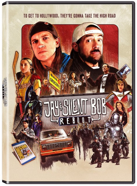 Jay And Silent Bob Reboot; Arrives On Blu-ray, DVD & Digital January 21, 2020 From Lionsgate 5