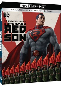 Trailer, Artwork & Release Details For 'Superman: Red Son'; Arrives On Digital February 25 & On 4K Ultra HD & Blu-ray March 17, 2020 From DC & Warner Bros 1