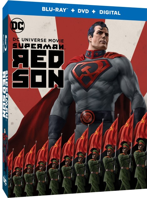 Trailer, Artwork & Release Details For 'Superman: Red Son'; Arrives On Digital February 25 & On 4K Ultra HD & Blu-ray March 17, 2020 From DC & Warner Bros 9