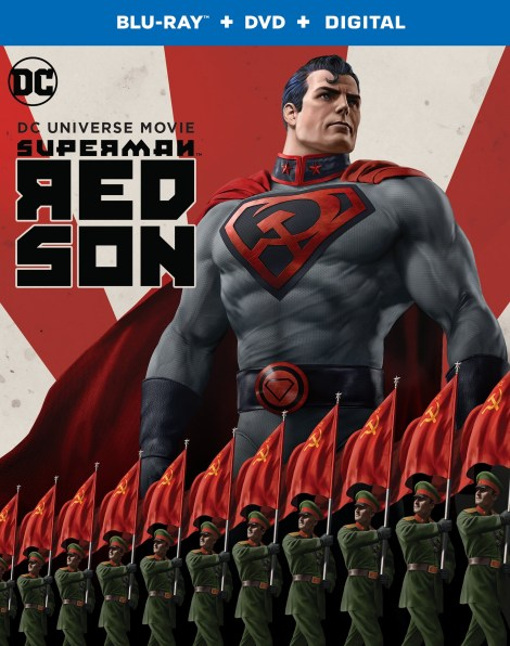 Trailer, Artwork & Release Details For 'Superman: Red Son'; Arrives On Digital February 25 & On 4K Ultra HD & Blu-ray March 17, 2020 From DC & Warner Bros 10