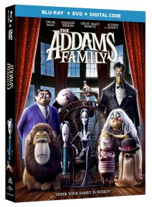 The Addams Family; The New Animated Film Arrives On Digital December 24, 2019 & On Blu-ray & DVD January 21, 2020 From MGM & Universal 10