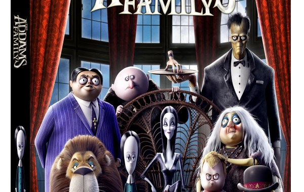 The Addams Family; The New Animated Film Arrives On Digital December 24, 2019 & On Blu-ray & DVD January 21, 2020 From MGM & Universal 9