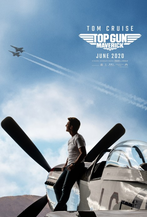 The New Trailer & Poster For 'Top Gun: Maverick' Bring Back The Need For Speed 1