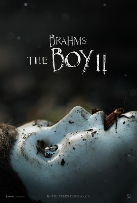 Evil Finds A New Family In The First Trailer & Poster For 'Brahms: The Boy 2' 2