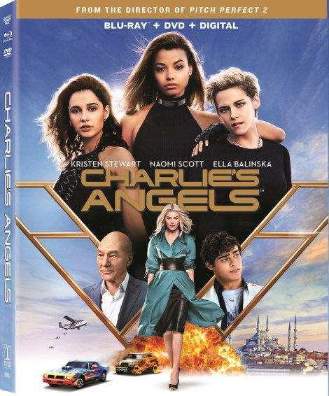 Charlie's Angels; The Elizabeth Banks Directed Reboot Arrives On Digital February 18 & On 4K Ultra HD, Blu-ray & DVD March 10, 2020 From Sony 5