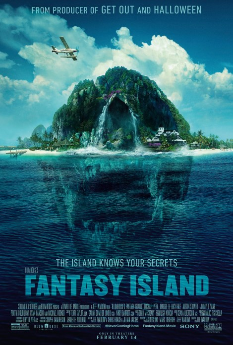 Fantasy Turns To Nightmare In The New Trailer & Poster For Blumhouse's 'Fantasy Island' 1