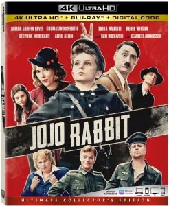 Jojo Rabbit; The Academy Award Nominated Film Arrives On Digital February 4 & On 4K Ultra HD, Blu-ray & DVD February 18, 2020 From Fox 1
