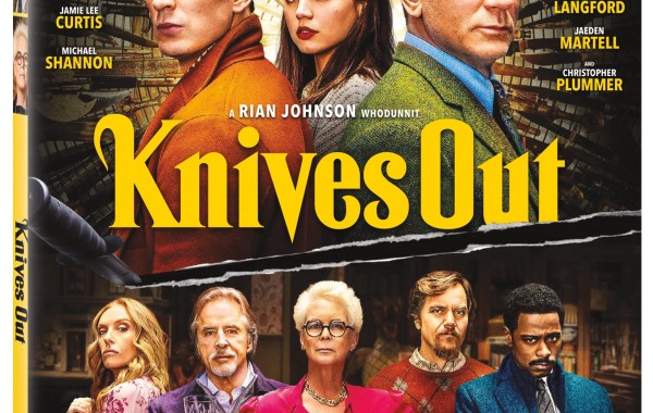 Knives Out; The New Film From Rian Johnson Arrives On Digital February 7 & On 4K Ultra HD, Blu-ray & DVD February 25, 2020 From Lionsgate 4