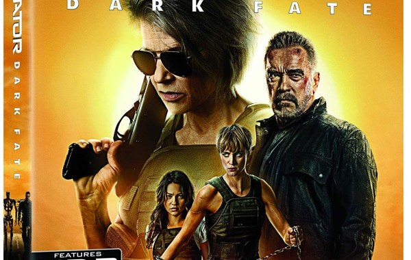 [GIVEAWAY] Win 'Terminator: Dark Fate' On 4K Ultra HD: Available On 4K Ultra HD, Blu-ray & DVD January 28, 2020 From Paramount 6