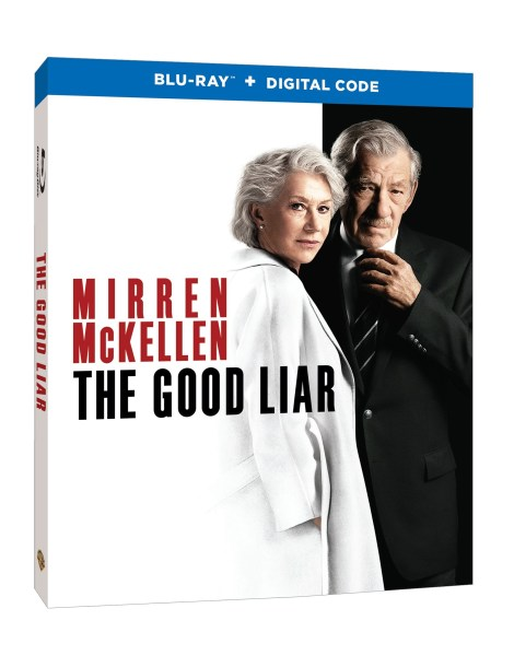 The Good Liar; Arrives On Digital January 21 & On Blu-ray & DVD February 4, 2020 From Warner Bros 2
