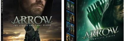 Arrow Season 8 and Complete Art