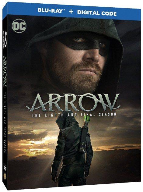 Arrow: The Complete Eighth And Final Season & The Complete Series; Both Arrive On Blu-ray & DVD April 28, 2020 From DC & Warner Bros 2