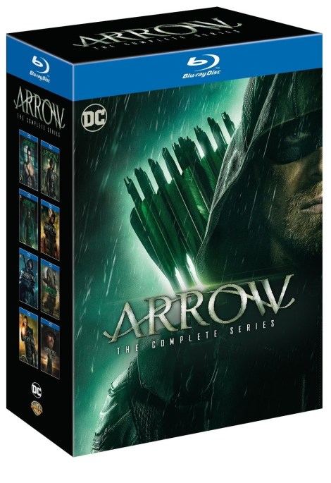 Arrow: The Complete Eighth And Final Season & The Complete Series; Both Arrive On Blu-ray & DVD April 28, 2020 From DC & Warner Bros 3